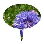 Cornflower azul figura de tarta