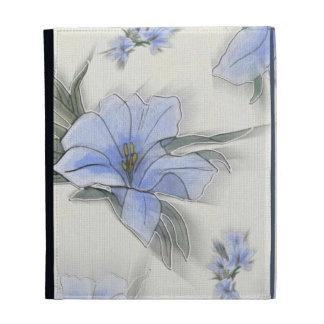 Cornflower Blue iPad Folio Cases