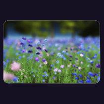 Cornflower Blue Flexible Magnet