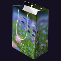 Cornflower Blue Gift Bag