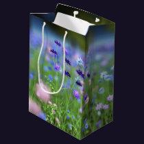 Cornflower Blue Gift Bag
