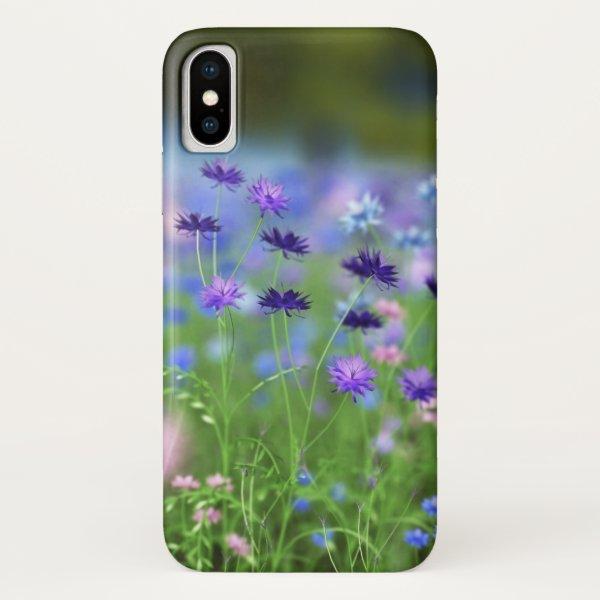 Cornflower Blue iPhone Case-Mate