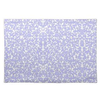 Cornflower Blue Lace Placemat