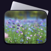 Cornflower Blue Laptop Sleeve