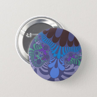 Cornflower Blue Mod Button