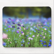 Cornflower Blue Mousepad