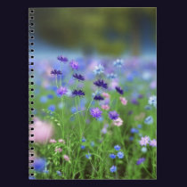 Cornflower Blue Notebook
