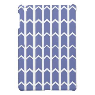 Cornflower Blue Panel Fence Case For The iPad Mini