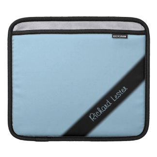 Cornflower Blue Personal iPad Sleeve