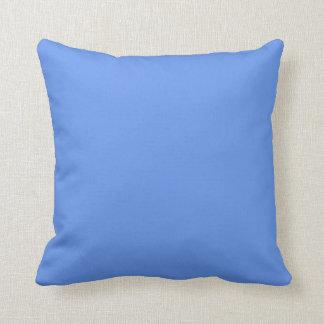 Cornflower Blue Pillows