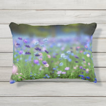 Cornflower Blue Pillow