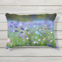 Cornflower Blue Pillow