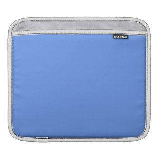 Cornflower Blue Solid Color iPad Sleeve