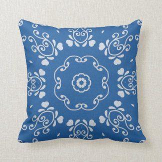 Cornflower Blue Pillows - Decorative & Throw Pillows Zazzle