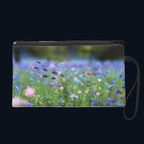 Cornflower Blue Wristlet