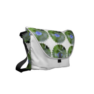 Cornflower bonito bolsas messenger
