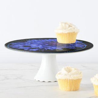 Cornflower Cake Stand