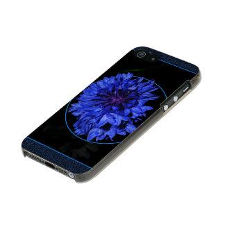 Cornflower Carcasa De Iphone 5 Incipio Feather Shine