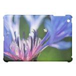 Cornflower floral art iPad case