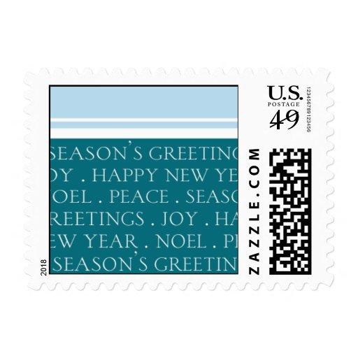 Cornflower Greetings Postage Stamp