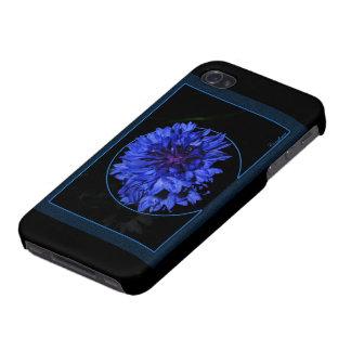 Cornflower iPhone 4 Carcasas