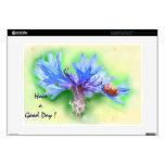 Cornflower & Ladybird ! Laptop Skins