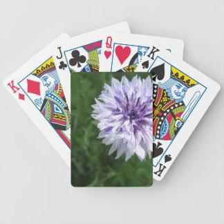 Cornflower Poker Deck