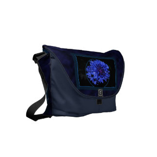 Cornflower Small Messenger Bag