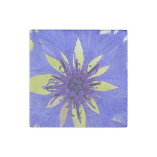cornflower stone magnet