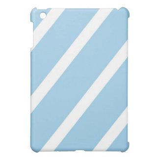 Cornflower Stripes iPad Mini Case