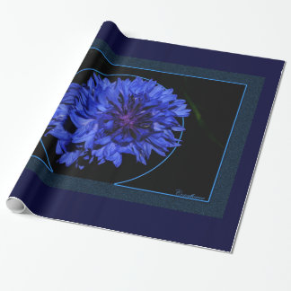 Cornflower Wrapping Paper