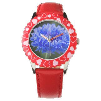 cornflower wrist watches