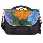 Cornflower y chamomilla bolsas para portatil