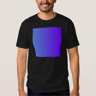 CornflowerBlue to ElectricIndigo Vertical Gradient T-Shirt