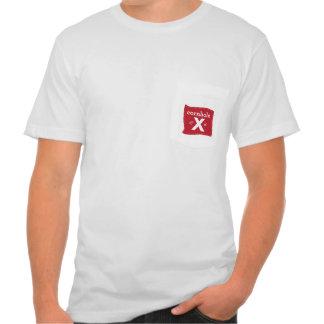 161 cornhole tshirts zazzle for Pocket tee shirts for womens