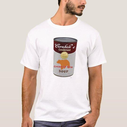 Cornhole's Condensed Cream of Bear Soup T-Shirt