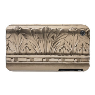 Cornice Moulding, From a Tomb in the Church of S.S Case-Mate iPhone 3 Case