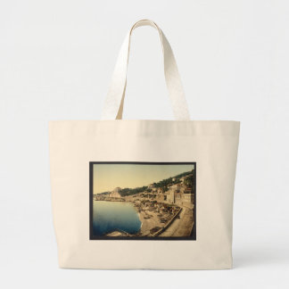 Corniche Road, I, Marseilles, France Jumbo Tote Bag