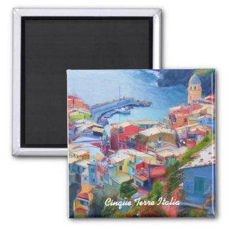 Corniglia Cinque Terre Italia Imán