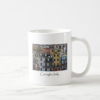 Corniglia Cinque Terre Italy Coffee Mug