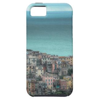 Corniglia on the cliffs, Cinque Terre Italy iPhone 5 Cases
