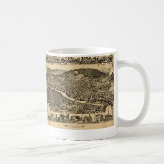 Corning New York (1882) Classic White Coffee Mug