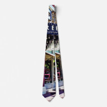 Corning NY - Movie Theatre Neck Tie