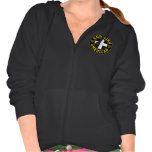 Cornish American Flag Hooded Pullover