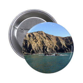 Cornish Cliffs Button