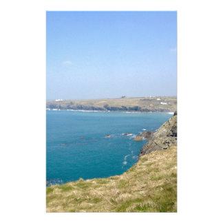 Cornish cliffs stationery