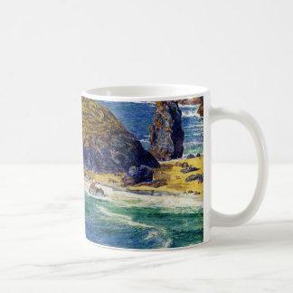 Cornish Coast Coffee Mug