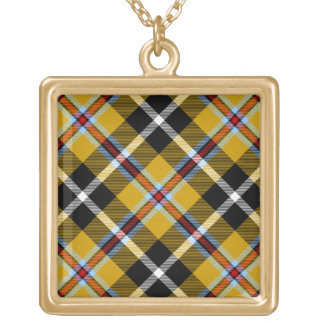 Cornish National Gold Plated Necklace