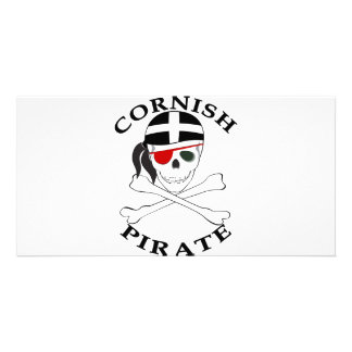 Cornish Pirate 1 Photo Cards