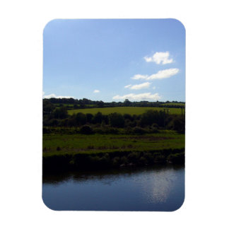 Cornish River and Countryside Magnet